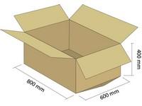 Klopová krabice z 5VVL 800x600x400 mm