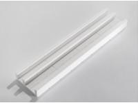 Polystyrenová ochraná hrana  L 60x60x820, sada 3 kusů