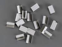 Kovové spony pro PP a PET vázací pásky šíře 16 mm