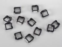 Fosfátové (drátěné) spony pro PP a PES vázací pásky šíře 25 mm