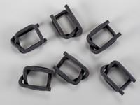 Fosfátové (drátěné) spony pro PP a PES vázací pásky šíře 32 mm