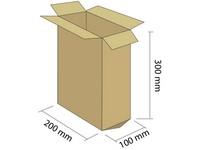 Klopová krabice z 3VVL 200x100x300mm