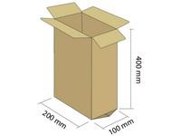 Klopová krabice z 3VVL 200x100x400mm