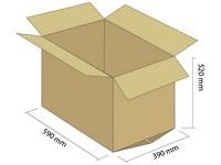 Klopová krabice T-BOX z 5VVL 590x390x520 mm