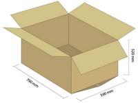 Klopová krabice T-BOX z 5VVL 790x590x520 mm
