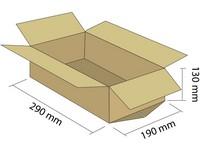 Klopová krabice T-BOX z 3VVL 290x190x130 mm