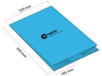 Antikorozní pytel se sklady 520+2x185x650 mm (balení 50 ks)